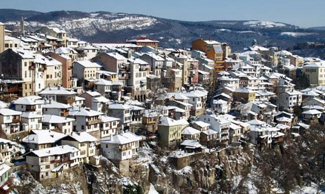 Tarnovo - winter